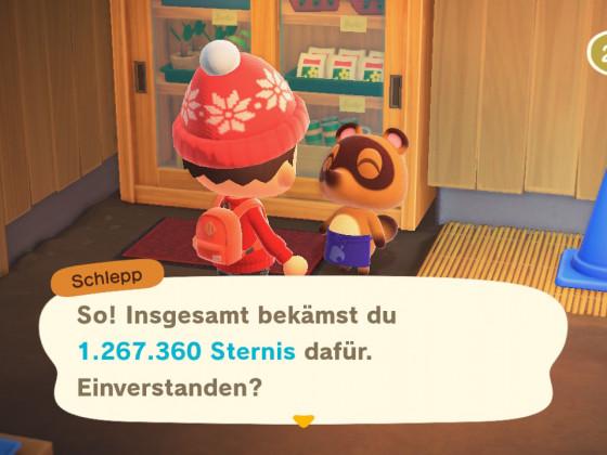 Animal Crossing Rübis