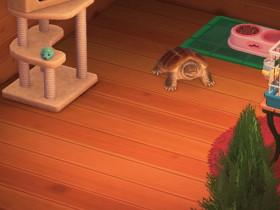 Die Katze ist eingezogen (Animal Crossing NH)