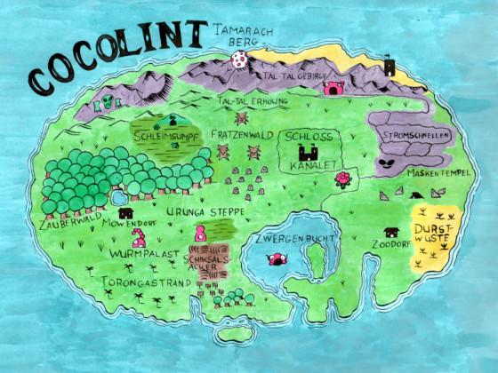 Cocolint Karte