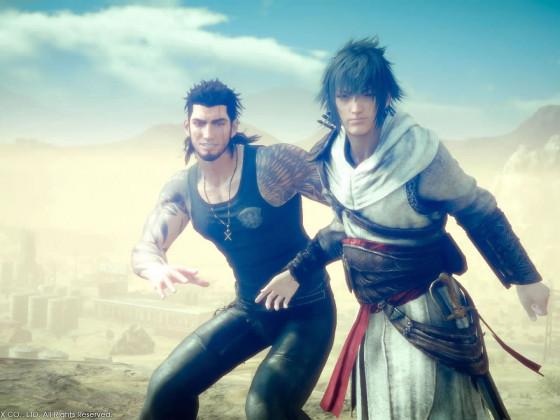Final Fantasy x Assassins Creed