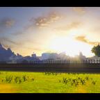 Die wahrhaftige Lon Lon-Farm
