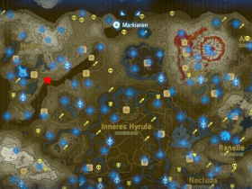 Zelda Botw Alle Schreine Karte.Schreine Und Schrein Quests Seite 3 Breath Of The Wild Hilfe
